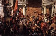 Paolo Veronese Martyrdom of Saint Lawrence oil painting reproduction